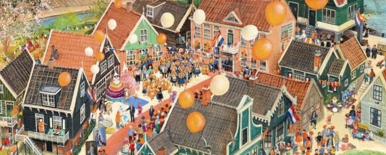 Prentenboek De Gele Ballon - Charlotte Dematons