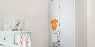 Kinderkamer met IKEA HEMNES en RAKKE