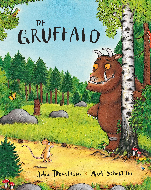 Cover van het prentenboek De Gruffalo
